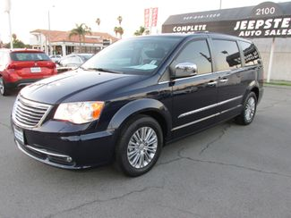 2016 Chrysler Town & Country Touring-L Anniversary Edition in Costa Mesa, California 92627