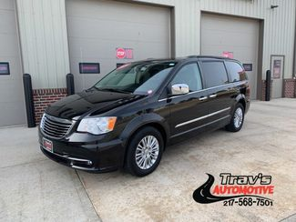 2016 Chrysler Town & Country Touring-L Anniversary Edition in Gifford, IL 61847