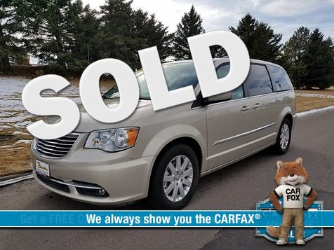 2016 Chrysler Town & Country 4d Wagon Touring in Great Falls, MT