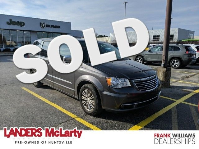 2016 Chrysler Town & Country Touring-L Anniversary Edition | Huntsville, Alabama | Landers Mclarty DCJ & Subaru in  Alabama