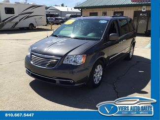 2016 Chrysler Town & Country Touring in Lapeer, MI 48446