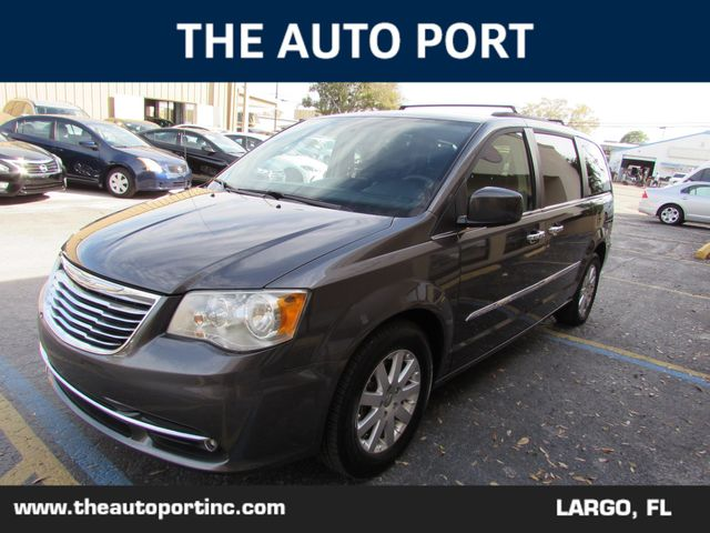 2016 Chrysler Town & Country Touring in Largo, Florida 33773