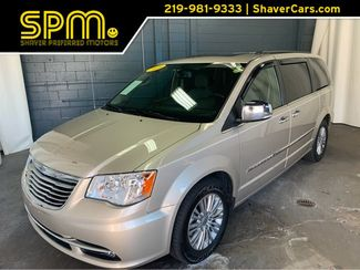 2016 Chrysler Town & Country Touring-L Anniversary Edition in Merrillville, IN 46410