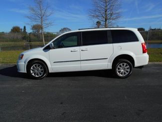 2016 Chrysler Town & Country Touring Wheelchair Van Pinellas Park, Florida 1