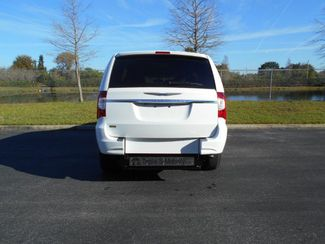 2016 Chrysler Town & Country Touring Wheelchair Van Pinellas Park, Florida 4
