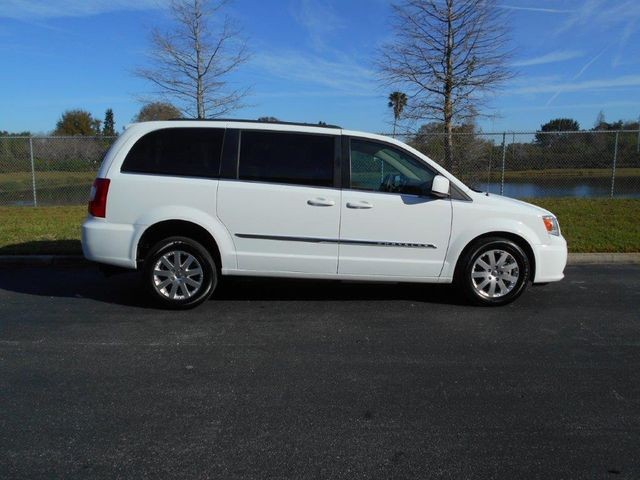 2016 Chrysler Town & Country Touring Wheelchair Van Pinellas Park, Florida 3