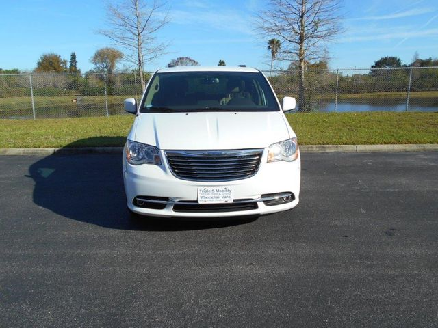 2016 Chrysler Town & Country Touring Wheelchair Van Pinellas Park, Florida 5