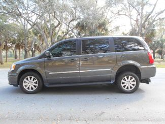 2016 Chrysler Town & Country Touring Wheelchair Van Handicap Ramp Van Pinellas Park, Florida 2