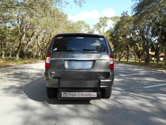 2016 Chrysler Town & Country Touring Wheelchair Van Handicap Ramp Van Pinellas Park, Florida 4