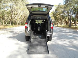 2016 Chrysler Town & Country Touring Wheelchair Van Handicap Ramp Van Pinellas Park, Florida 5