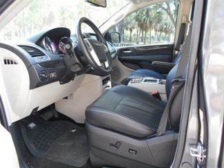 2016 Chrysler Town & Country Touring Wheelchair Van Handicap Ramp Van Pinellas Park, Florida 8