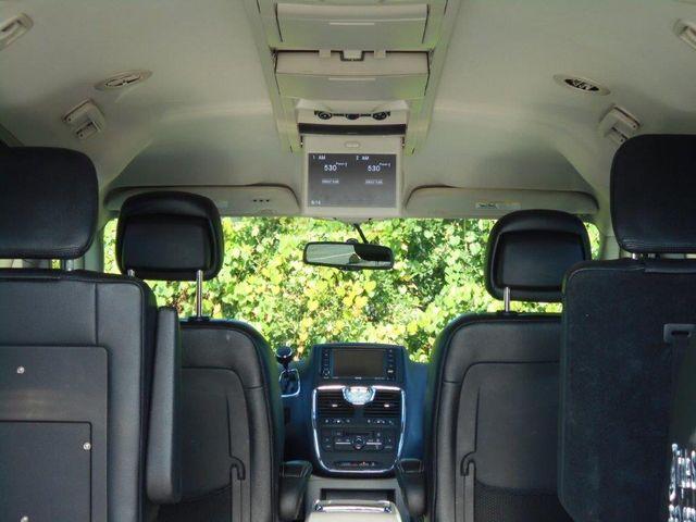 2016 Chrysler Town & Country Touring Wheelchair Van Pinellas Park, Florida 5