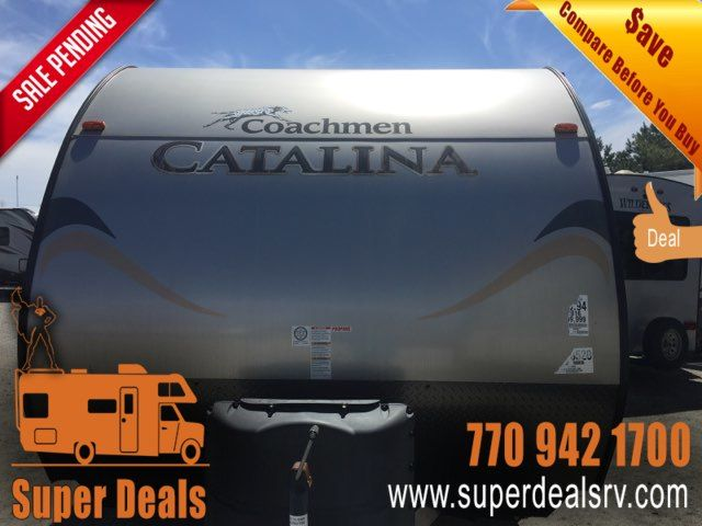 2016 Coachmen CATALINA 213BH