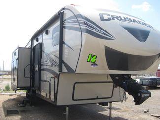 2016 Crusader  Sold!! 297 RSK Odessa, Texas 1