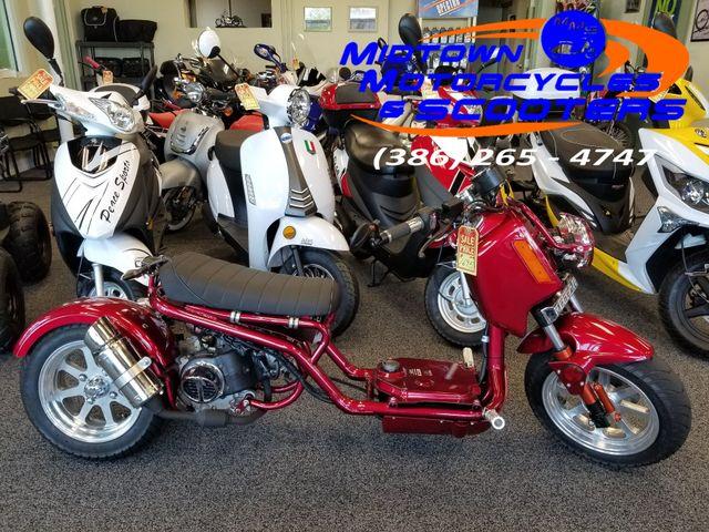2018 Diax Maddog Scooter 49cc