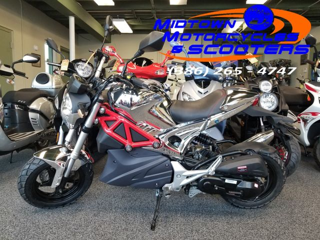 2016 Diax Rocket 50cc Street Bike