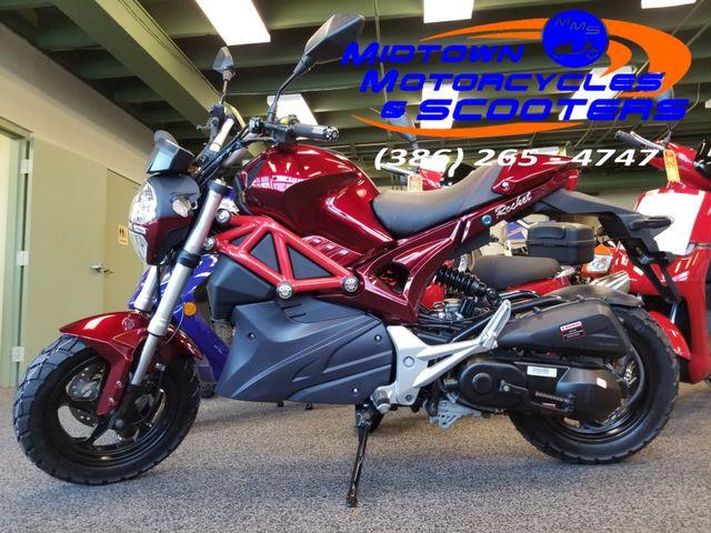 2016 Daix Rocket 49cc Street Bike