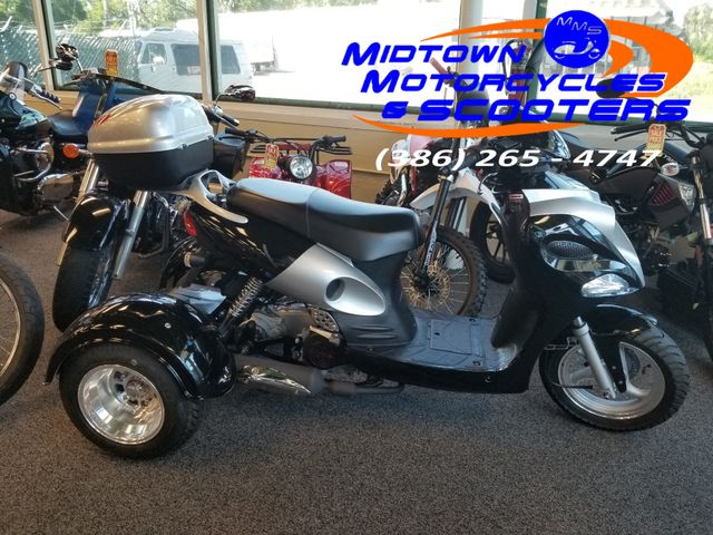 2016 Diax Trike Scooter Trike 50cc
