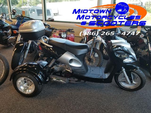 2016 Diax Trike Scooter Trike 49cc