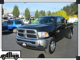 2016 Dodge 3500 HD Ram Tradesman C/Cab 4WD 6.7L Diesel in Burlington WA, 98233