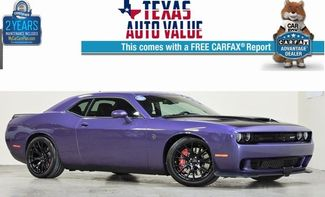 2016 Dodge Challenger SRT Hellcat Supercharged HEMI Package in Addison TX, 75001