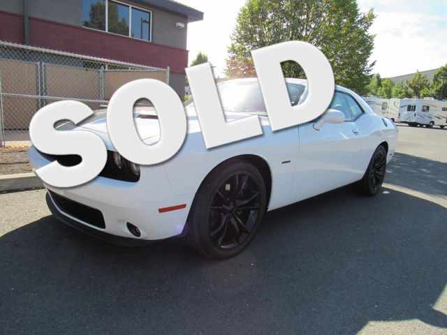 2016 Dodge Challenger R/T Plus Bend, Oregon