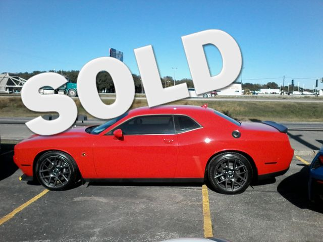 2016 Dodge Challenger R/T Scat Pack Boerne, Texas 0