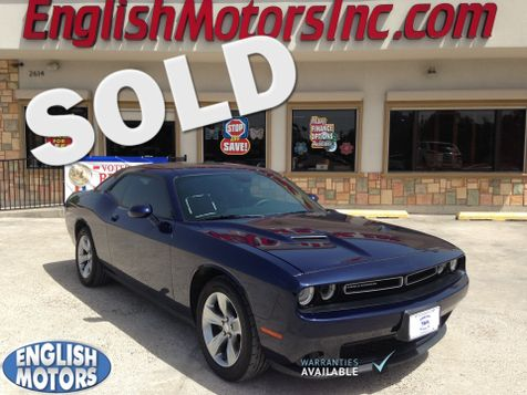 2016 Dodge Challenger SXT in Brownsville, TX