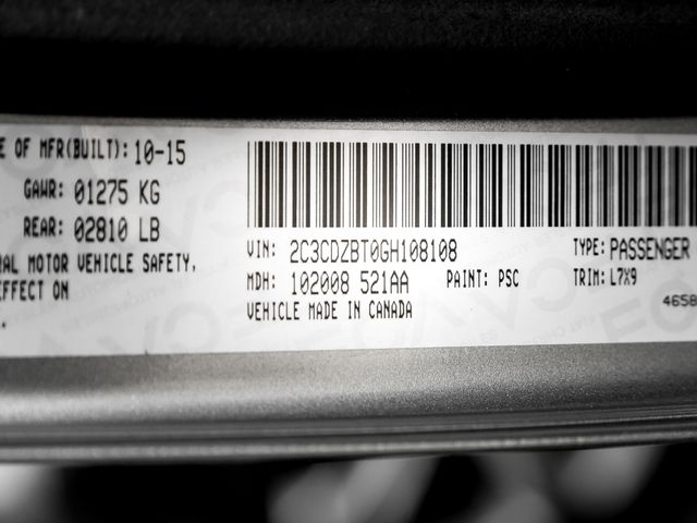 2016 Dodge Challenger R/T Burbank, CA 25