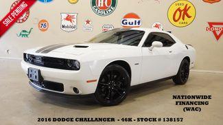 2016 Dodge Challenger R/T Plus AUTO,NAV,HTD/COOL LTH,BLK 20'S,46K in Carrollton, TX 75006