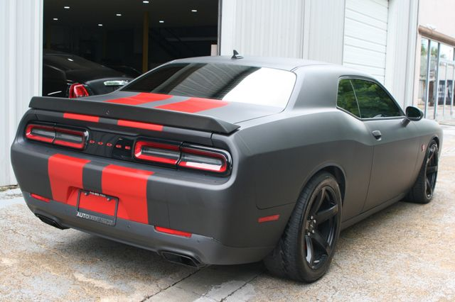 2016 Dodge Challenger Custom 780 hp SRT Hellcat Houston, Texas 5