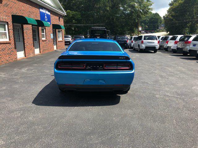 2016 Dodge Challenger SRT Hellcat handicap hand controls Dallas, Georgia 1
