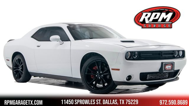 2016 Dodge Challenger SXT Plus Supercharged with Many Upgrades