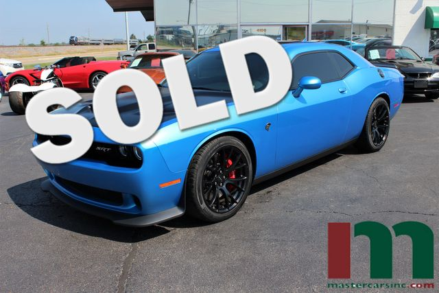 2016 Dodge Challenger SRT Hellcat | Granite City, Illinois | MasterCars Company Inc. in Granite City Illinois