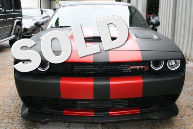 2016 Dodge Challenger Custom 780 hp SRT Hellcat Houston, Texas 0