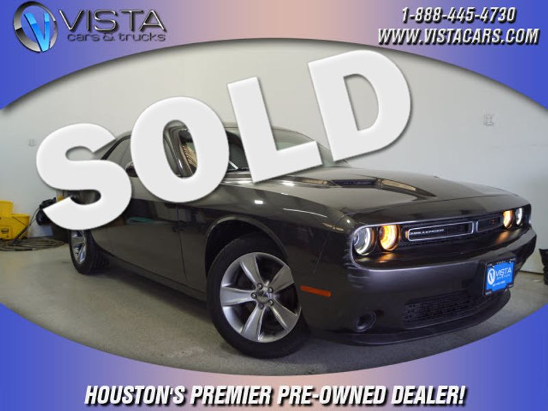 2016 Dodge Challenger SXT  city Texas  Vista Cars and Trucks  in Houston, Texas