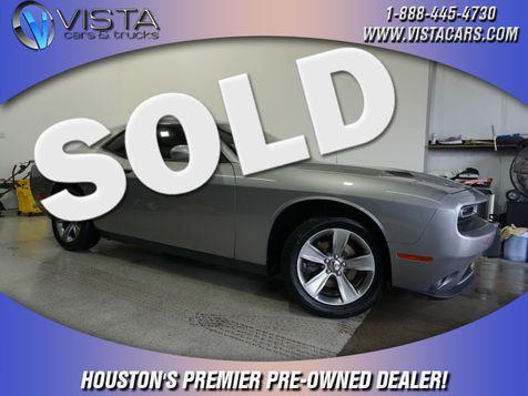 2016 Dodge Challenger SXT in Houston, Texas