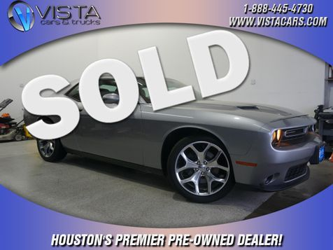 2016 Dodge Challenger SXT Plus in Houston, Texas