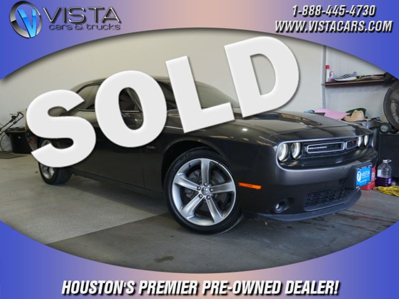 2016 Dodge Challenger RT  city Texas  Vista Cars and Trucks  in Houston, Texas