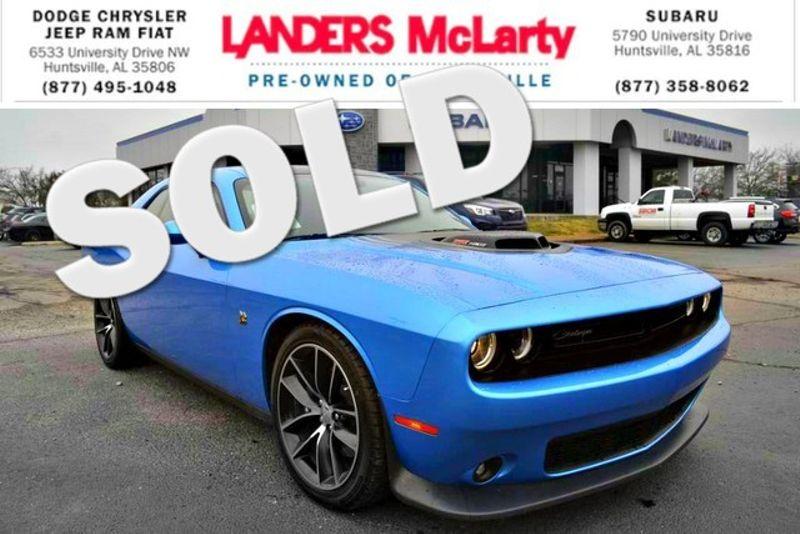 2016 Dodge Challenger 392 Hemi Scat Pack Shaker | Huntsville, Alabama | Landers Mclarty DCJ & Subaru in Huntsville Alabama