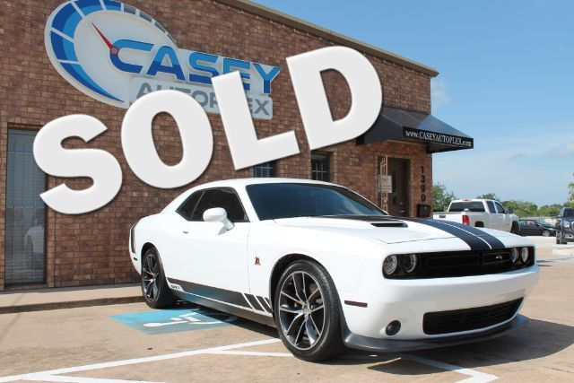2016 Dodge Challenger R/T Scat Pack | League City, TX | Casey Autoplex in League City TX