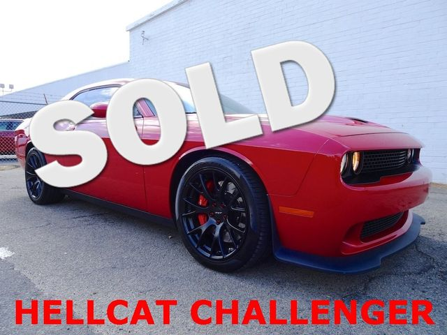 2016 Dodge Challenger SRT Hellcat Madison, NC