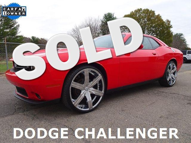 2016 Dodge Challenger SXT Madison, NC