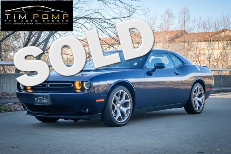 2016 Dodge Challenger SXT Plus | Memphis, Tennessee | Tim Pomp - The Auto Broker in Memphis Tennessee
