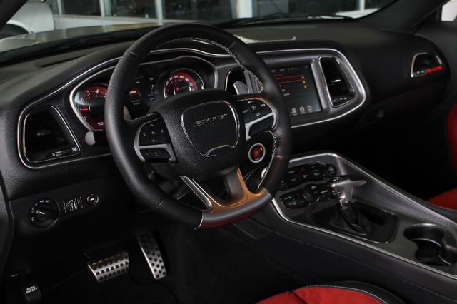 2016 Dodge Challenger SRT Hellcat - NAV - SUNROOF - RED LEATHER! Mooresville , NC 31