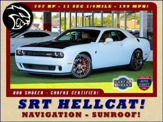 2016 Dodge Challenger SRT Hellcat NAV - SUNROOF - 199 MPH TOP SPEED! Mooresville , NC