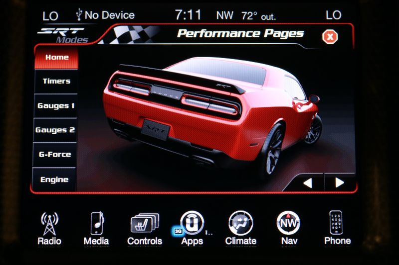 2016 Dodge Challenger SRT Hellcat  city NC  The Group NC  in Mooresville, NC