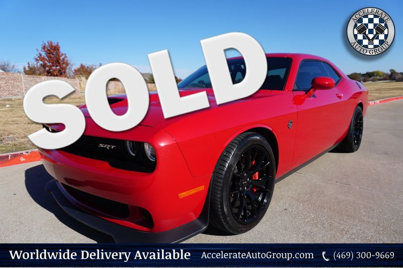 2016 Dodge Challenger SRT Hellcat in Rowlett Texas