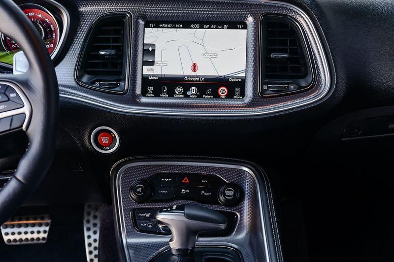 2016 Dodge Challenger 6.2L V8 SUPERCHARGED SRT HELLCAT NAV NICE!!! in Rowlett, Texas