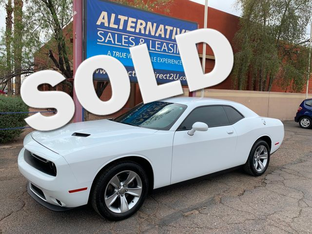 2016 Dodge Challenger SXT 3 MONTH/3,000 MILE NATIONAL POWERTRAIN WARRANTY Mesa, Arizona